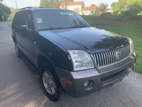 2004 Mercury Mountaineer for sale at Trocci's Auto Sales in West Pittsburg PA