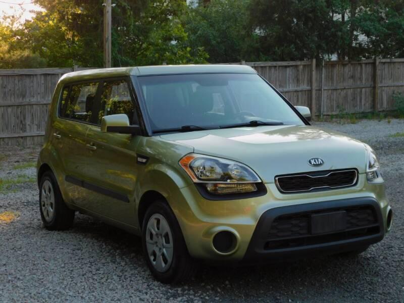 2013 Kia Soul for sale at Prize Auto in Alexandria VA