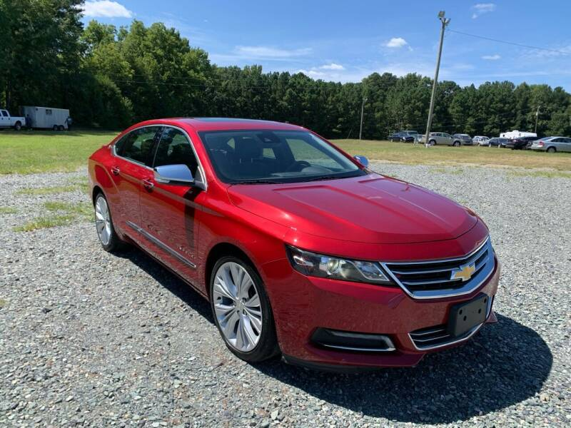 2014 Chevrolet Impala for sale at Sanford Autopark in Sanford NC