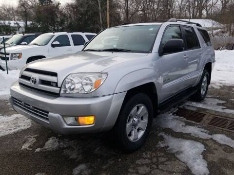 2004 Toyota 4Runner for sale at AMA Auto Sales LLC in Ringwood NJ