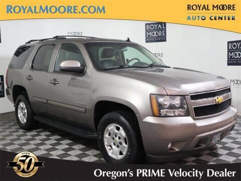 2014 Chevrolet Tahoe for sale at Royal Moore Custom Finance in Hillsboro OR