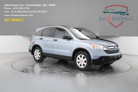 2009 Honda CR-V for sale at Elvis Auto Sales LLC in Grand Rapids MI