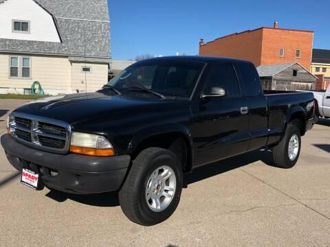 2004 Dodge Dakota for sale at Spady Used Cars in Holdrege NE