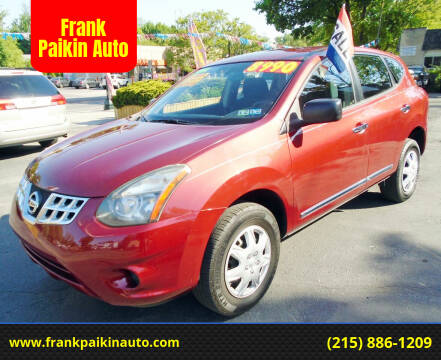 2014 Nissan Rogue Select for sale at Frank Paikin Auto in Glenside PA