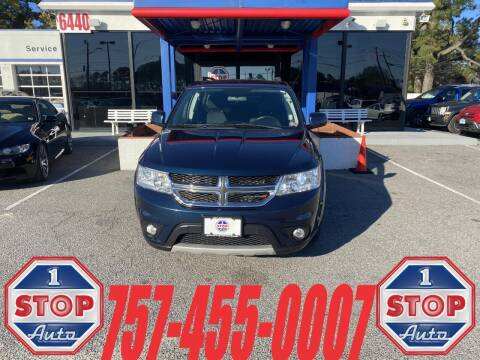 2015 Dodge Journey for sale at 1 Stop Auto in Norfolk VA
