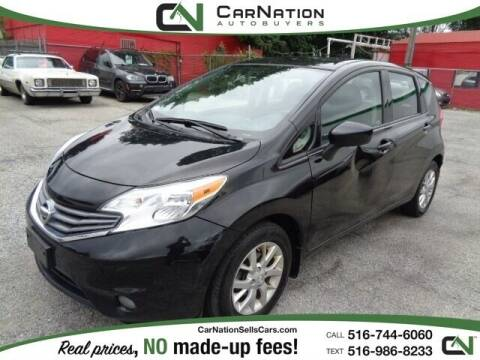 2015 Nissan Versa Note for sale at CarNation AUTOBUYERS Inc. in Rockville Centre NY