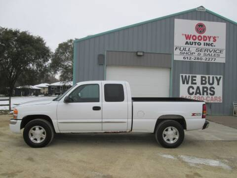 2004 GMC Sierra 1500 for sale at Woody's Auto Sales Inc in Randolph MN
