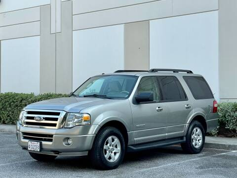 2008 Ford Expedition for sale at Carfornia in San Jose CA