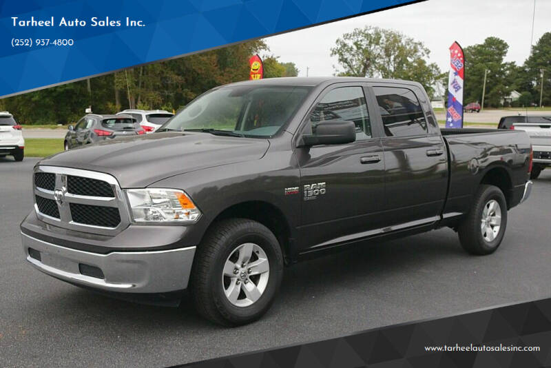2019 RAM Ram Pickup 1500 Classic for sale at Tarheel Auto Sales Inc. in Rocky Mount NC