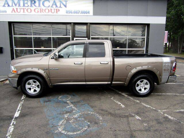 2009 Dodge Ram Pickup 1500 for sale at American Auto Group Now in Maple Shade NJ