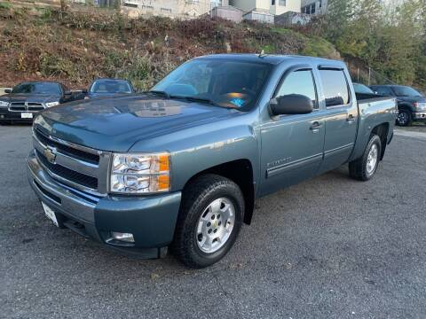 2011 Chevrolet Silverado 1500 for sale at Crazy Cars Auto Sale in Jersey City NJ