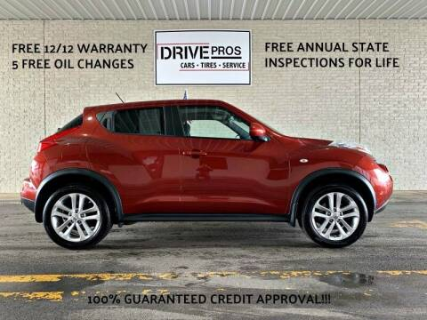 2014 Nissan JUKE for sale at Drive Pros in Charles Town WV