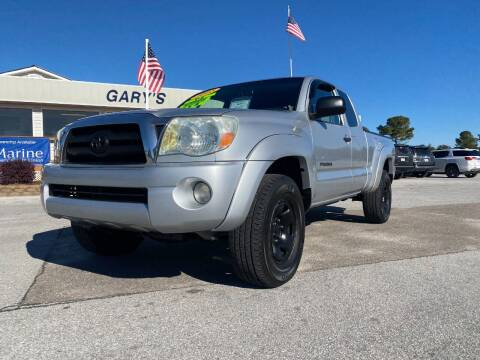 2005 Toyota Tacoma for sale at Gary's Auto Sales in Sneads NC