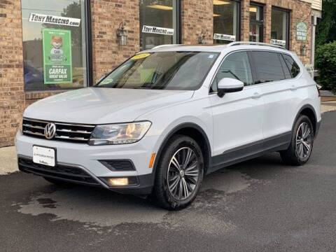 2018 Volkswagen Tiguan for sale at The King of Credit in Clifton Park NY