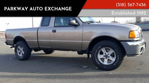 2004 Ford Ranger for sale at Parkway Auto Exchange in Elizaville NY