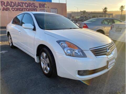 2008 Nissan Altima for sale at SF Bay Motors in Daly City CA