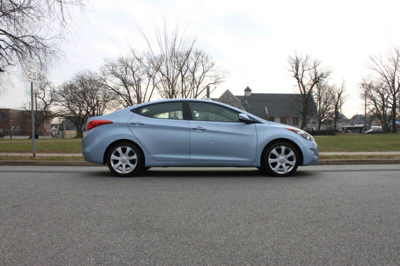 2012 Hyundai Elantra for sale at Lexington Auto Club in Clifton NJ