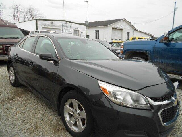 2014 Chevrolet Malibu for sale at David Hammons Classic Cars in Crab Orchard KY