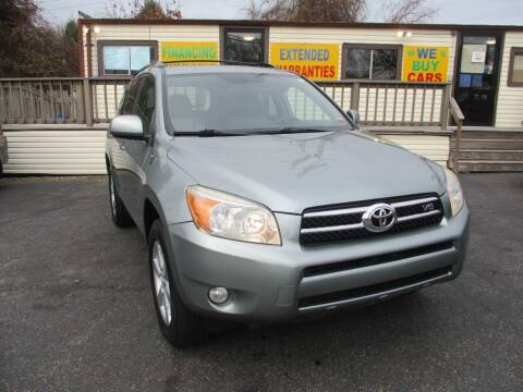 2007 Toyota RAV4 for sale at Unlimited Auto Sales Inc. in Mount Sinai NY