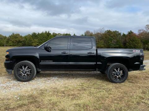 2016 Chevrolet Silverado 1500 for sale at TINKER MOTOR COMPANY in Indianola OK