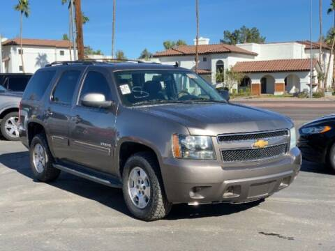 2011 Chevrolet Tahoe for sale at Brown & Brown Wholesale in Mesa AZ