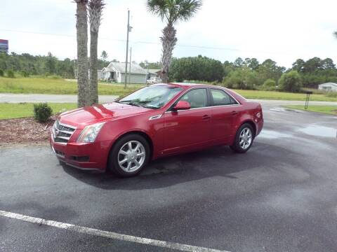 2008 Cadillac CTS for sale at First Choice Auto Inc in Little River SC