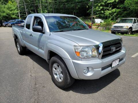 2008 Toyota Tacoma for sale at Ramsey Corp. in West Milford NJ