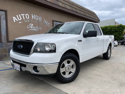 2008 Ford F-150 for sale at Auto Hub, Inc. in Anaheim CA