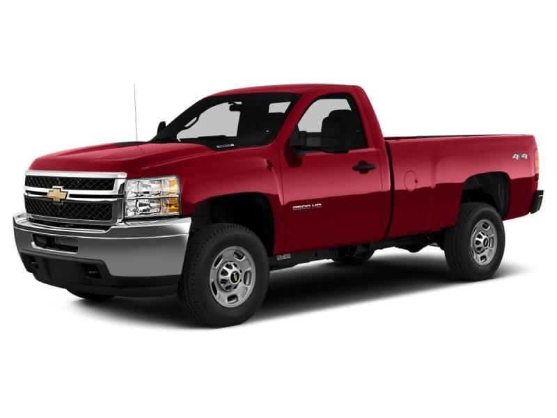 2014 Chevrolet Silverado 2500HD for sale at Danhof Motors in Manhattan MT