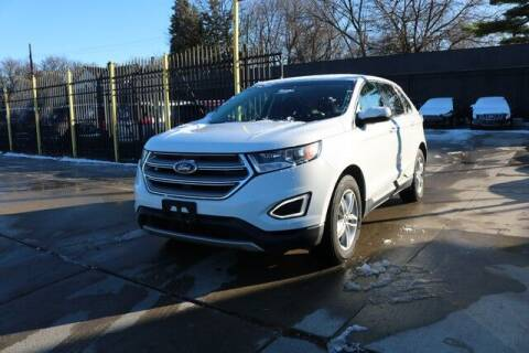 2016 Ford Edge for sale at F & M AUTO SALES in Detroit MI