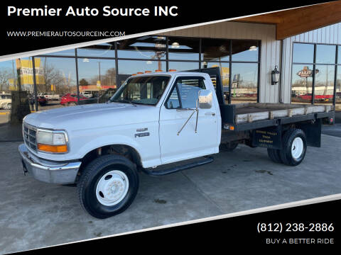 1995 Ford F-450 for sale at Premier Auto Source INC in Terre Haute IN