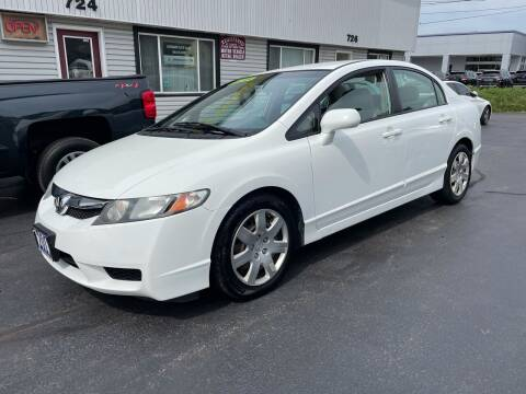 2011 Honda Civic for sale at Shermans Auto Sales in Webster NY