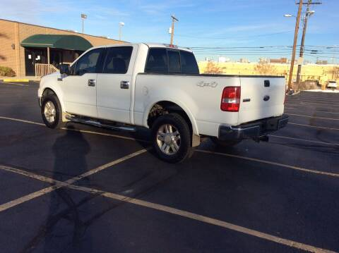 2004 Ford F-150 for sale at AROUND THE WORLD AUTO SALES in Denver CO