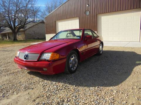 1994 Mercedes-Benz SL-Class for sale at D & P Sales LLC in Wichita KS
