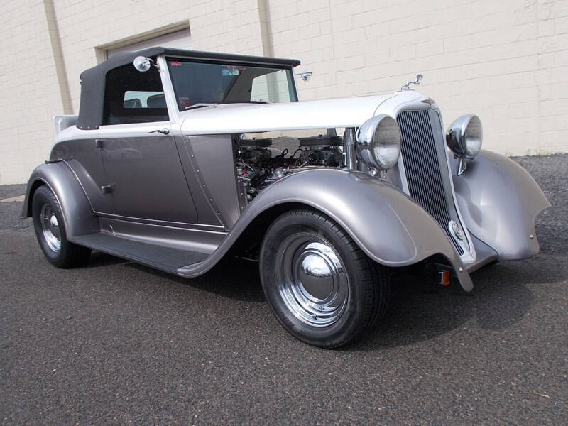 1933 Dodge coupe for sale at C & C AUTO SALES in Riverside NJ