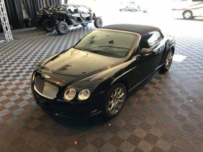 2008 Bentley GT for sale at Classic Car Deals in Cadillac MI