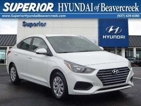 2022 Hyundai Accent for sale at Superior Hyundai of Beaver Creek in Beavercreek OH