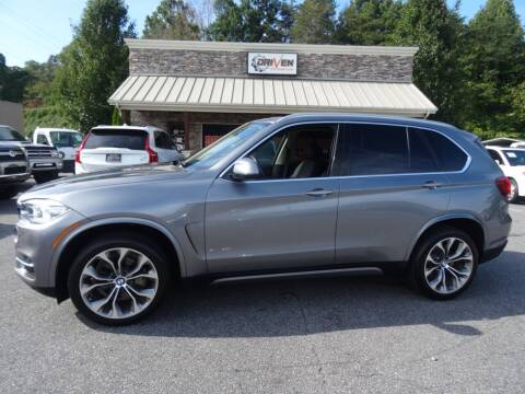 2014 BMW X5 for sale at Driven Pre-Owned in Lenoir NC