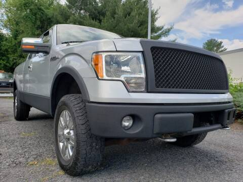 2011 Ford F-150 for sale at Jacob's Auto Sales Inc in West Bridgewater MA