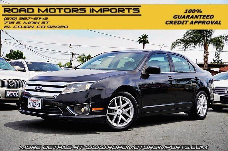 2011 Ford Fusion for sale at Road Motors Imports in El Cajon CA