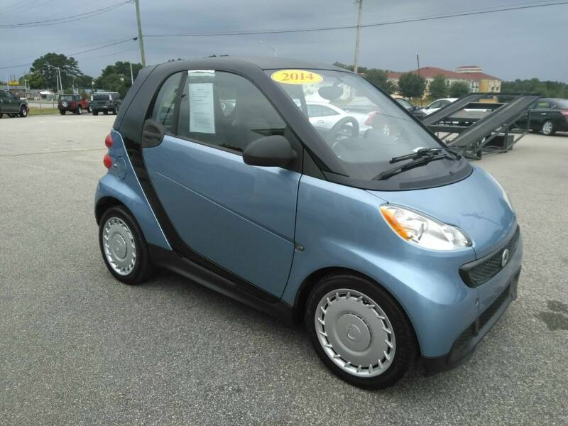 2014 Smart fortwo for sale at Kelly & Kelly Supermarket of Cars in Fayetteville NC
