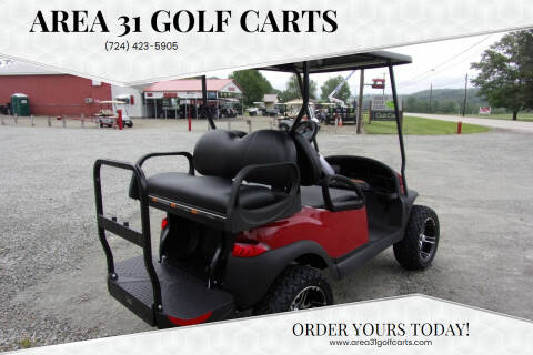 2021 Club Car Lifted Golf Cart Villager 4 Passenger, Gas for sale at Area 31 Golf Carts - Gas 4 Passenger in Acme PA