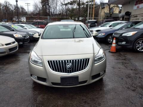 2011 Buick Regal for sale at Six Brothers Auto Sales in Youngstown OH