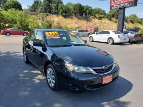 2008 Subaru Impreza for sale at Bargain Auto Sales LLC in Garden City ID