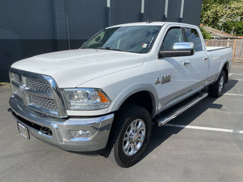 2017 RAM Ram Pickup 3500 for sale at APX Auto Brokers in Lynnwood WA