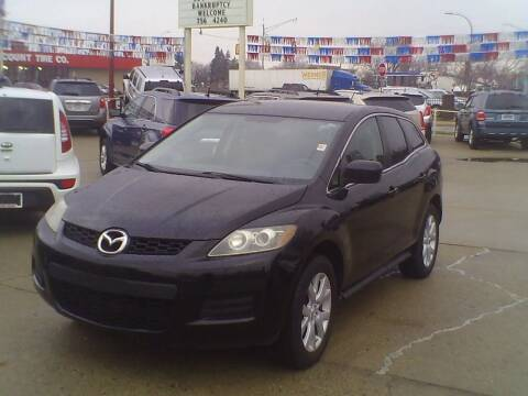2008 Mazda CX-7 for sale at Fred Elias Auto Sales in Center Line MI