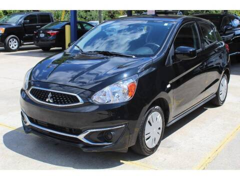 2020 Mitsubishi Mirage for sale at Inline Auto Sales in Fuquay Varina NC