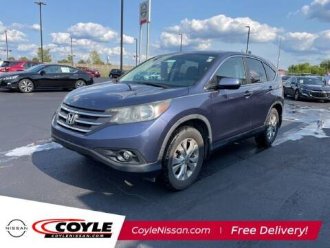 2012 Honda CR-V for sale at COYLE GM - COYLE NISSAN - Coyle Nissan in Clarksville IN