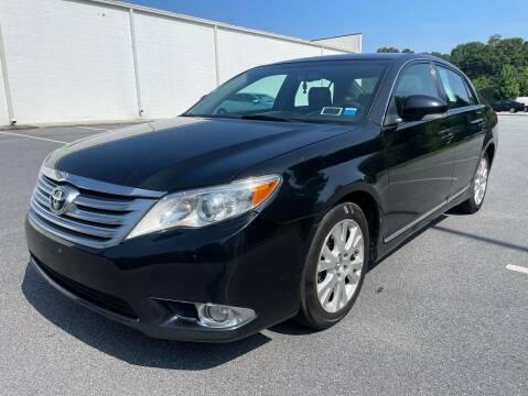 2012 Toyota Avalon for sale at Allrich Auto in Atlanta GA