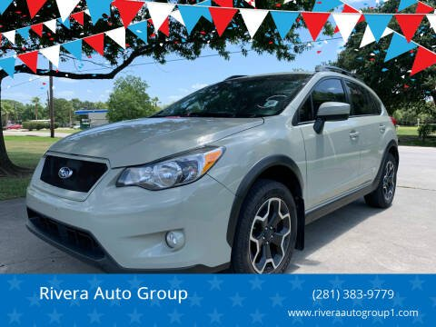 2015 Subaru XV Crosstrek for sale at Rivera Auto Group in Spring TX